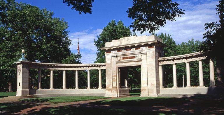 Memorial Arch, Oberlin College