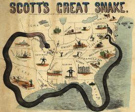 Scott's Anaconda Plan