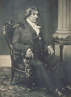 Lemuel Shaw, Chief Justice of the Massachusetts Supreme Court