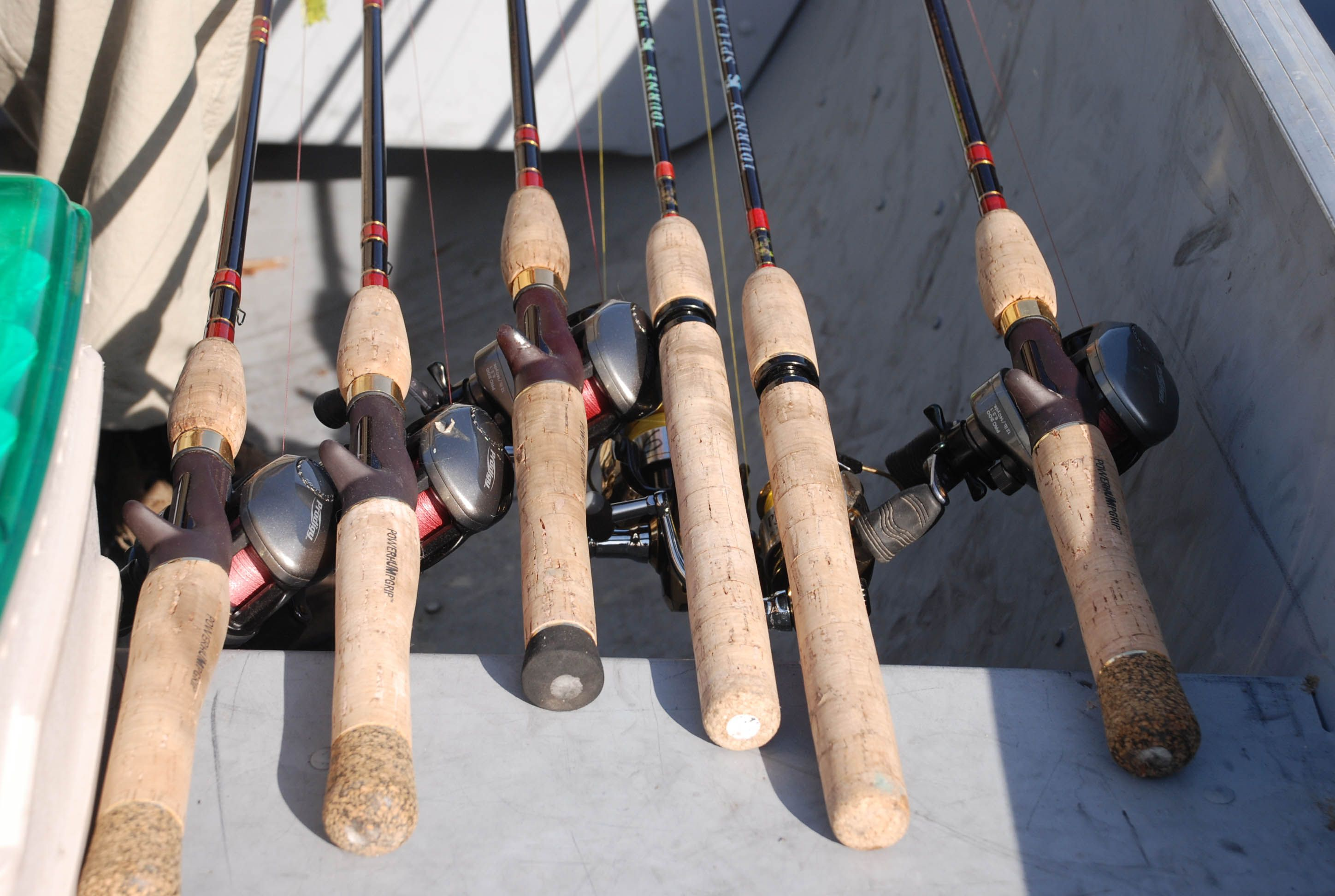 Matching Rods And Reels For Bass Fishing