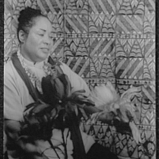 Juanita Hall in South Pacific first Black American to win a Tony Award