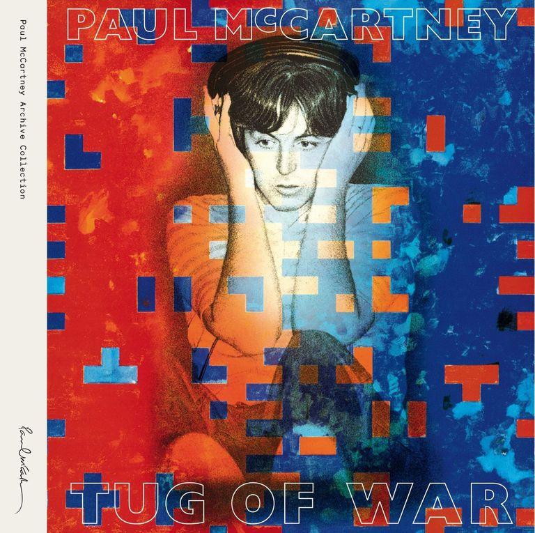 """Paul McCartney """"Tug of War"""""""