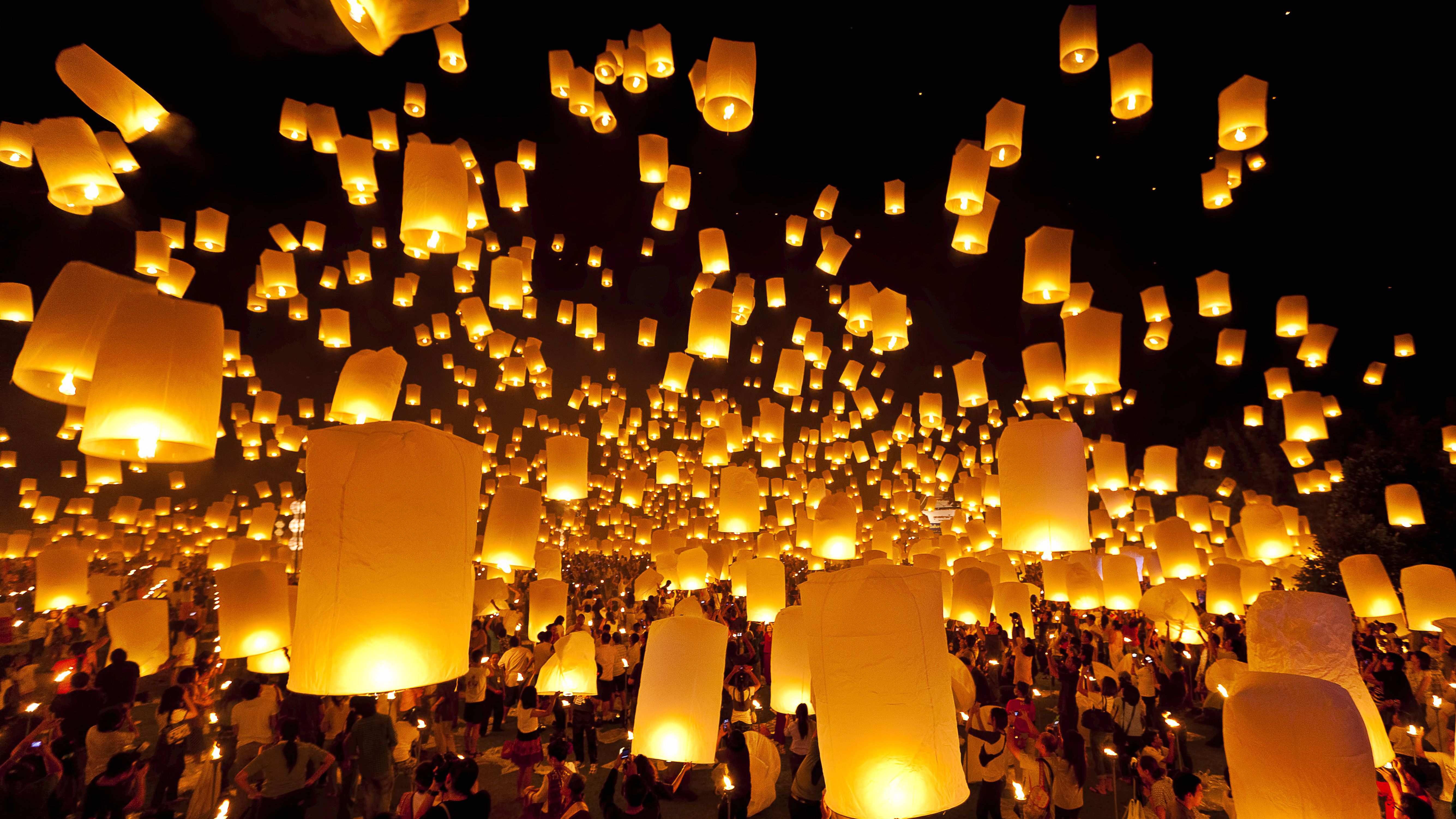 Wishes To Write On A Chinese New Year Lantern
