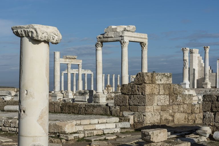 Laodicea, 7 churches of revelation