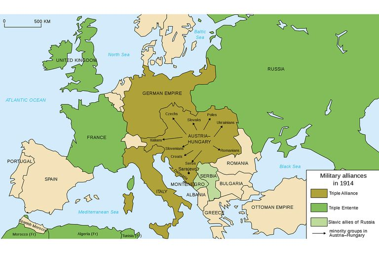 why did germany form the triple alliance in 1882