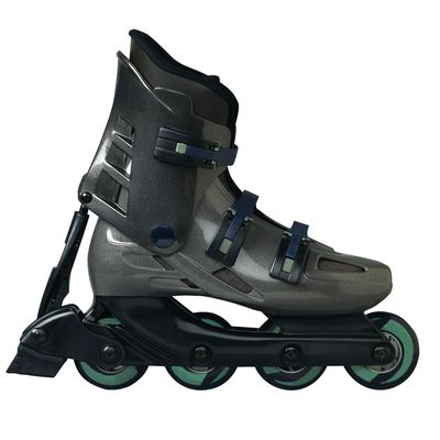 Close Up Of An Inline Skate