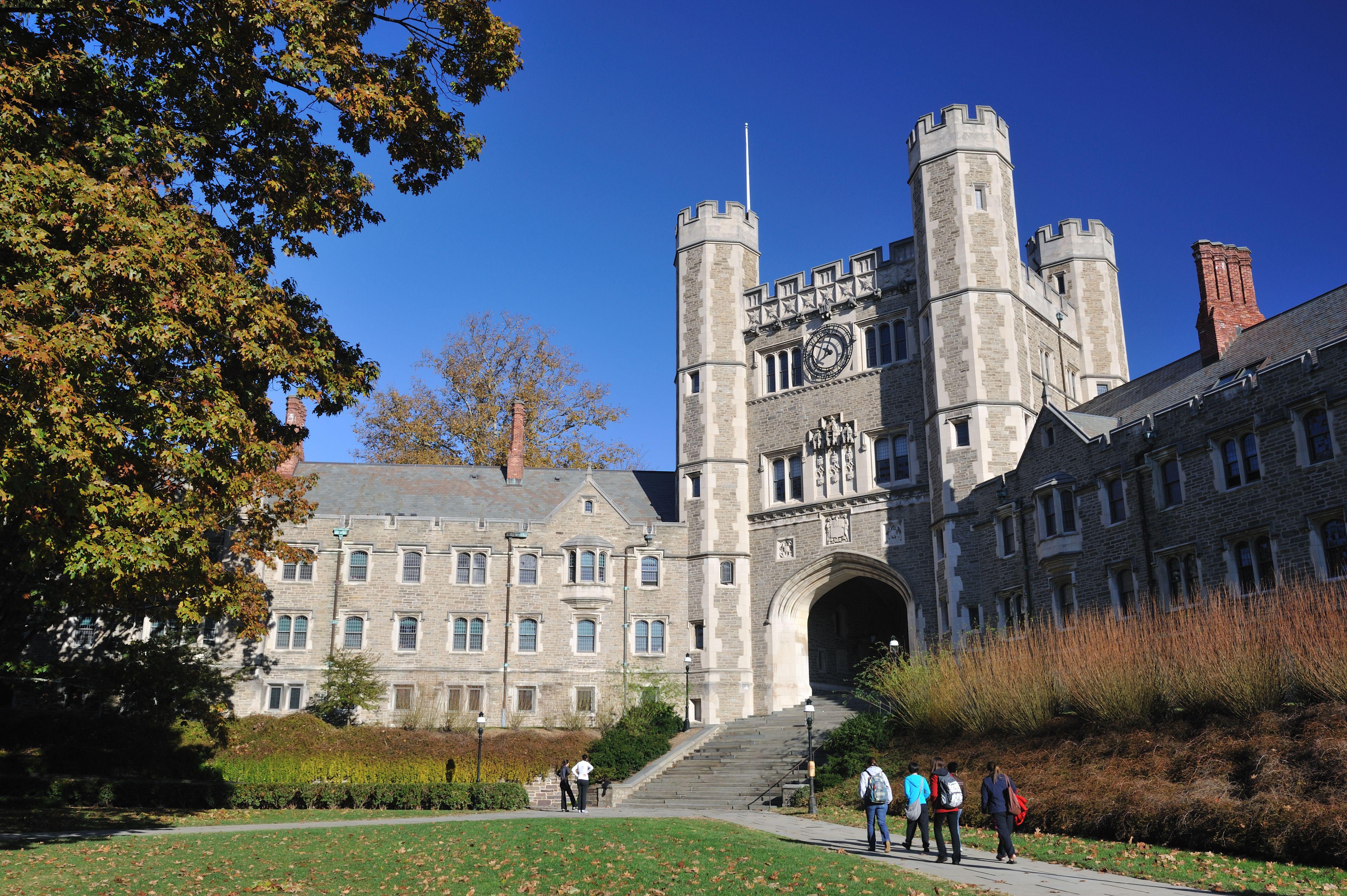 Blair Hall in Princeton University