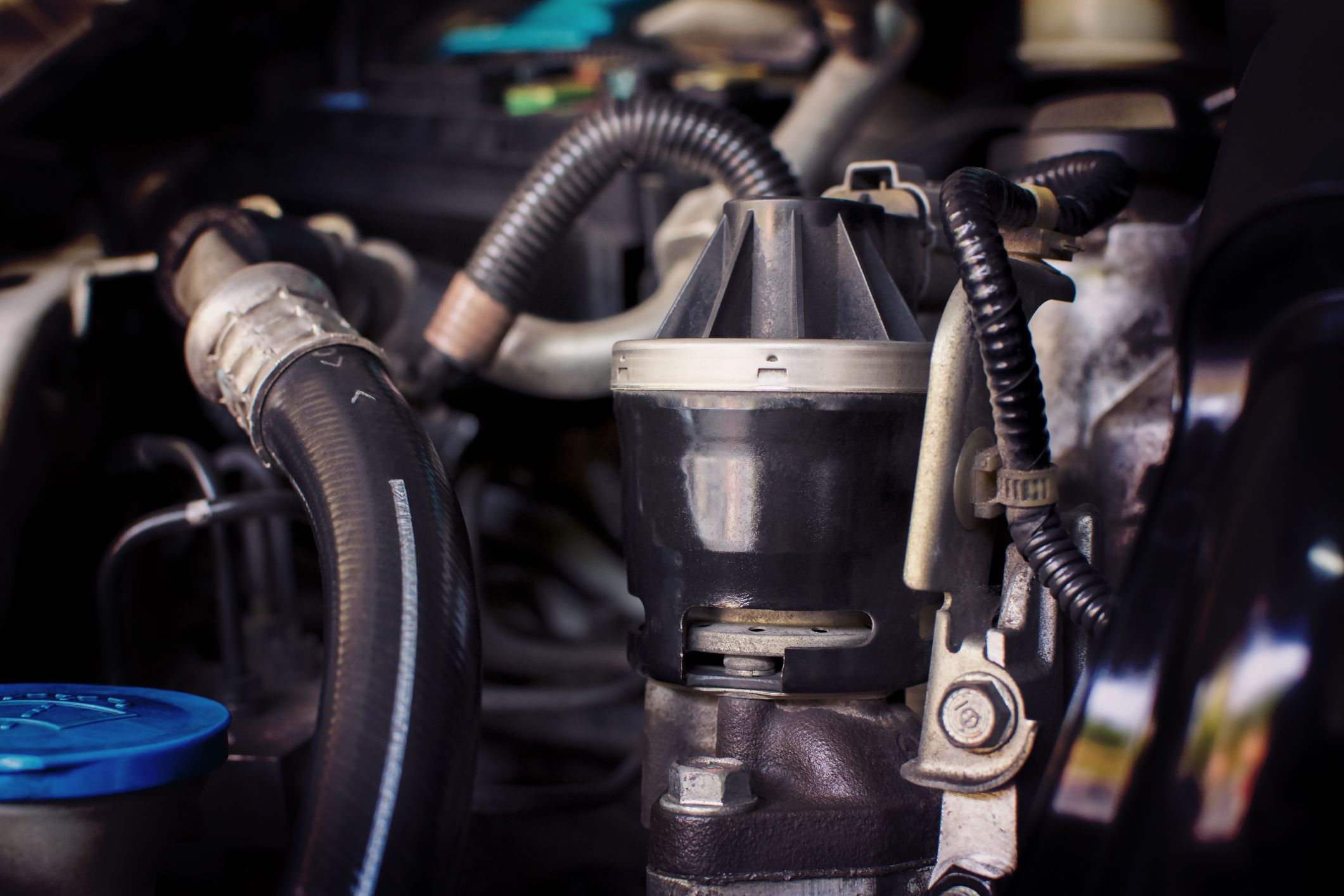 Exhaust Gas Recirculation Valve Troubleshooting Engine Cooling System Diagram On 93 Nissan Truck Fuel Filter