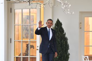 Barack Obama's Terms in the White House