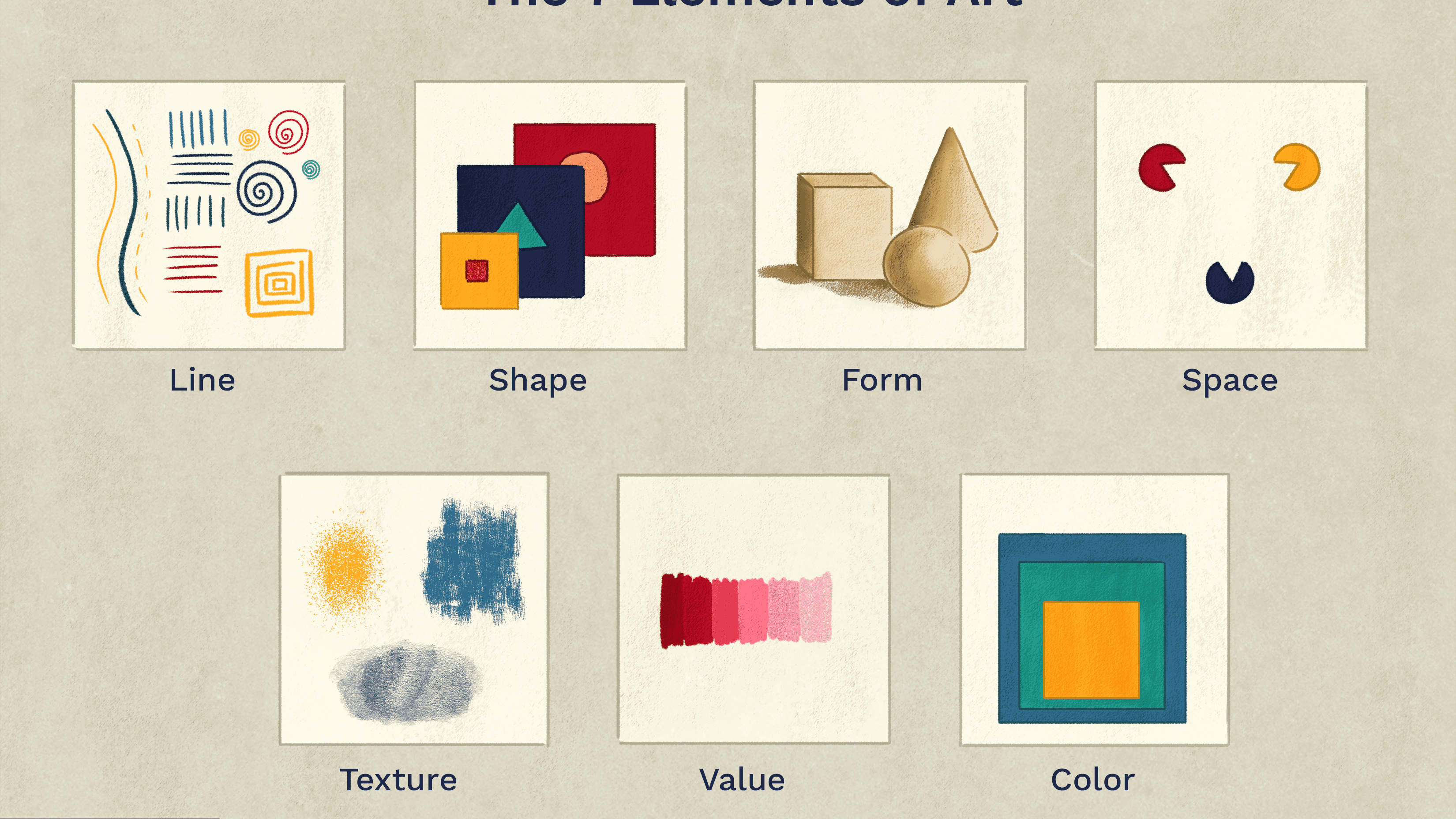 Know The 7 Elements Of Art And Why They Are Important,Tissue Box Plastic Canvas Designs