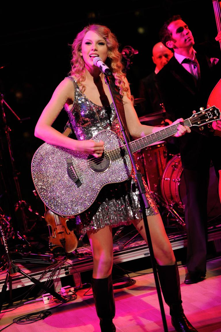 Taylor Swift Fearless Album Lyrics