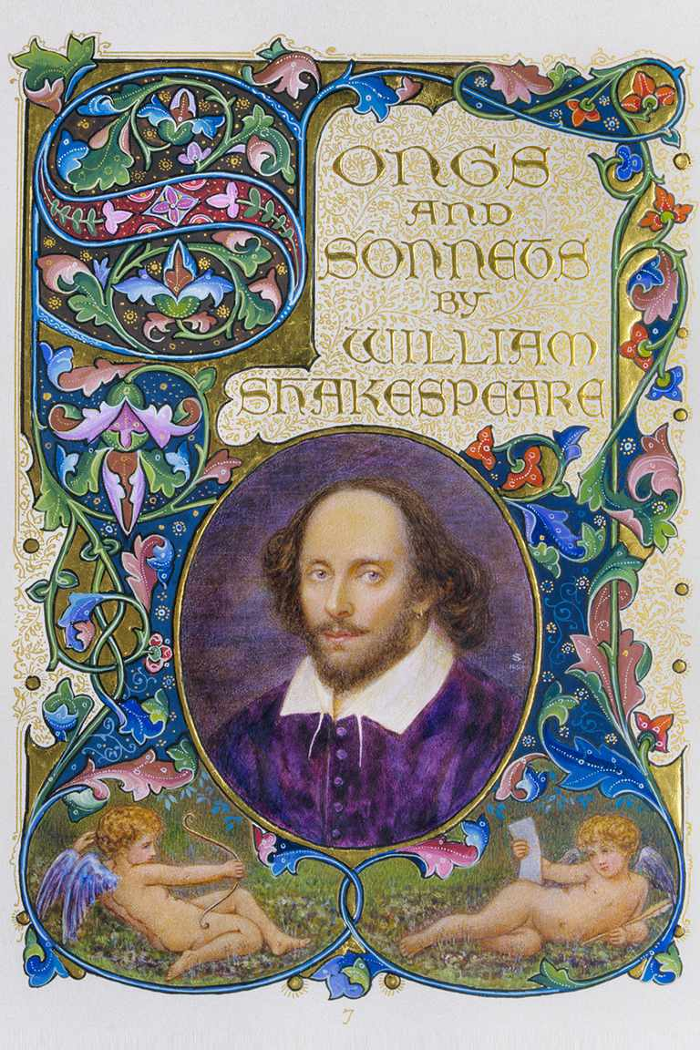William Shakespeare Songs and Sonnets