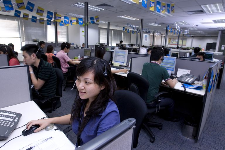 Citi Data Processing Center in China