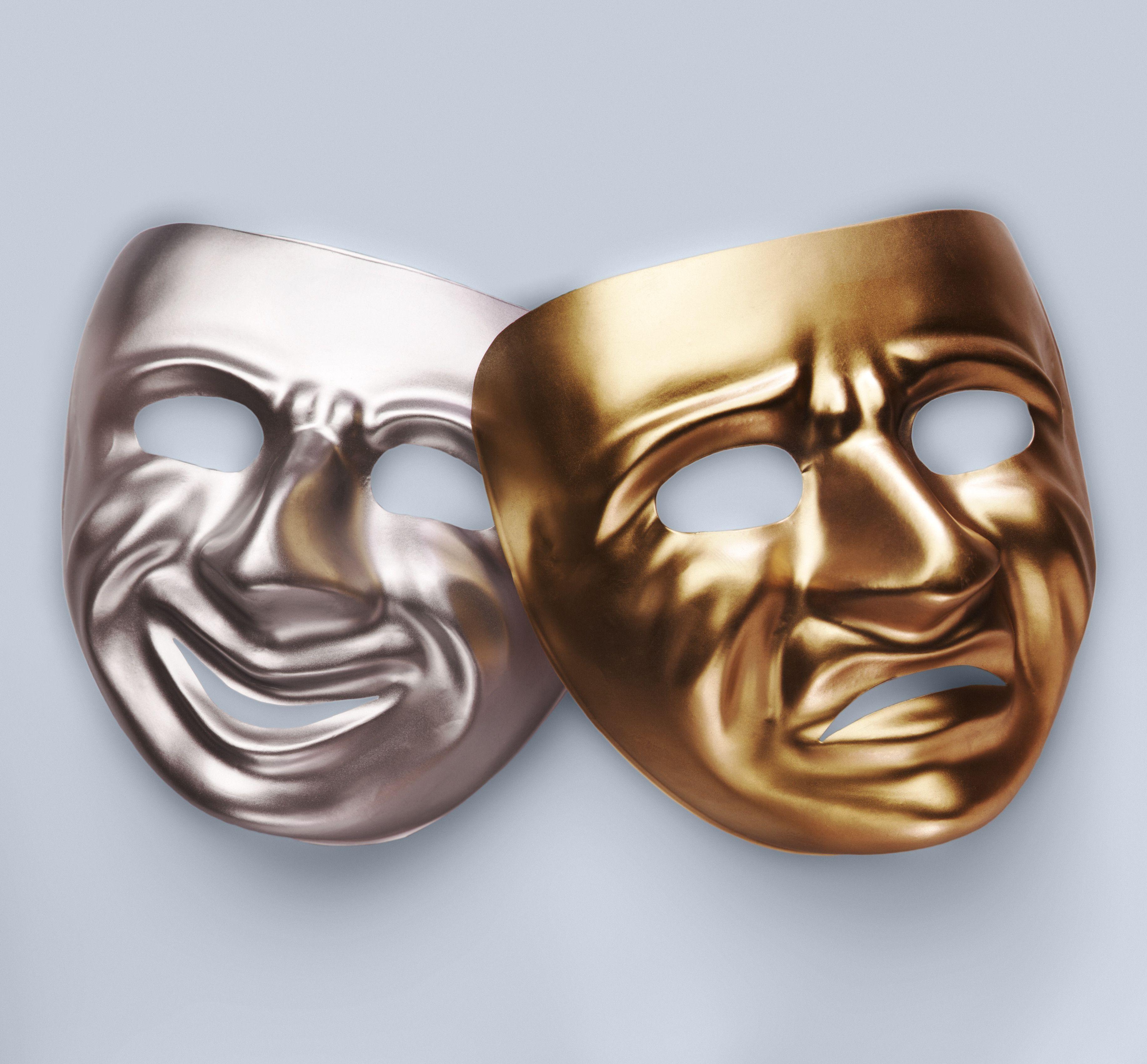 нового картинки актерских масок вид миниатюрной