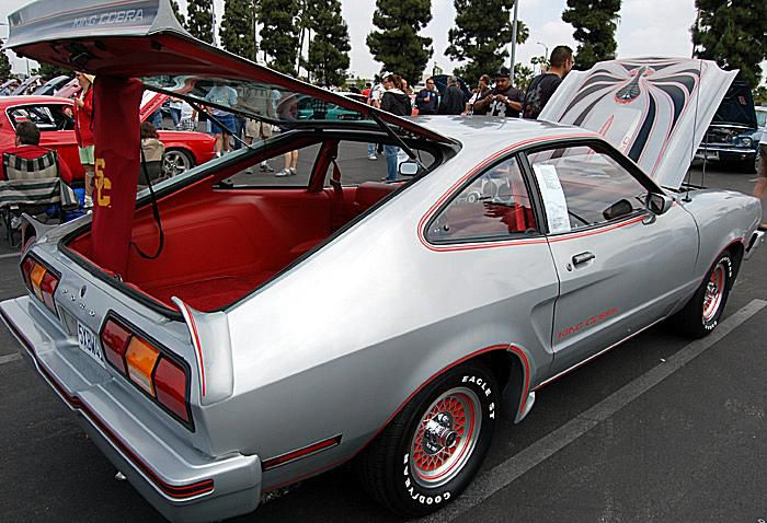 second generation 1974 1978 mustang photo gallery 89 Mustang Cobra 1978 king cobra mustang