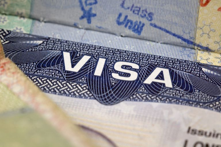 Check the terms and dates on a visa carefully.