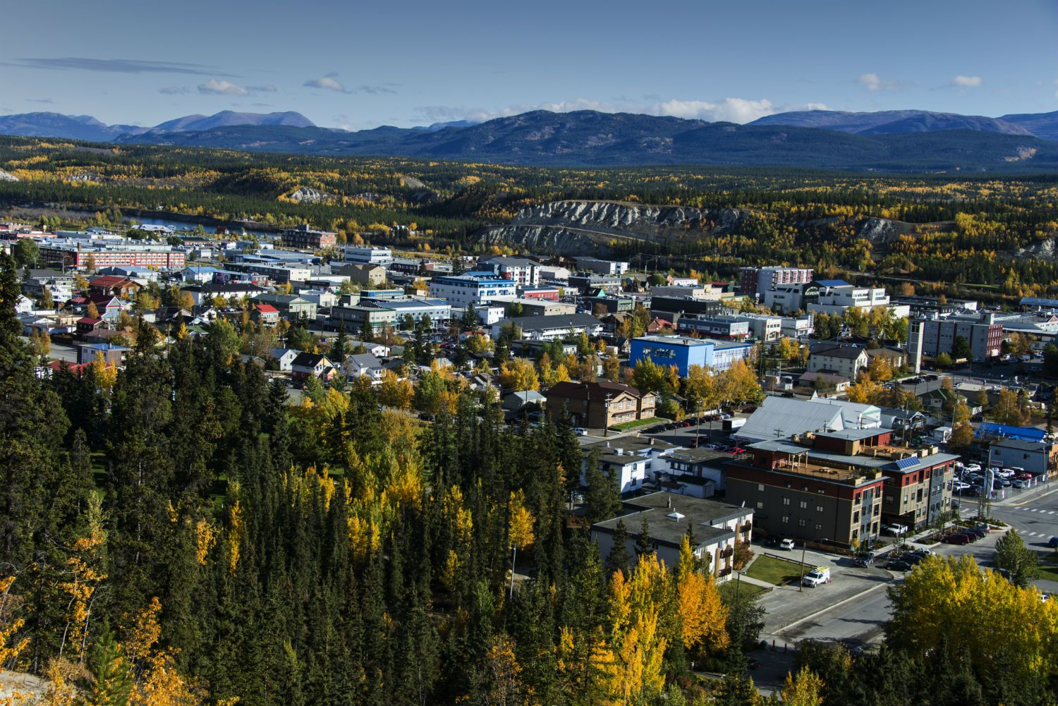 what is the capital city of yukon