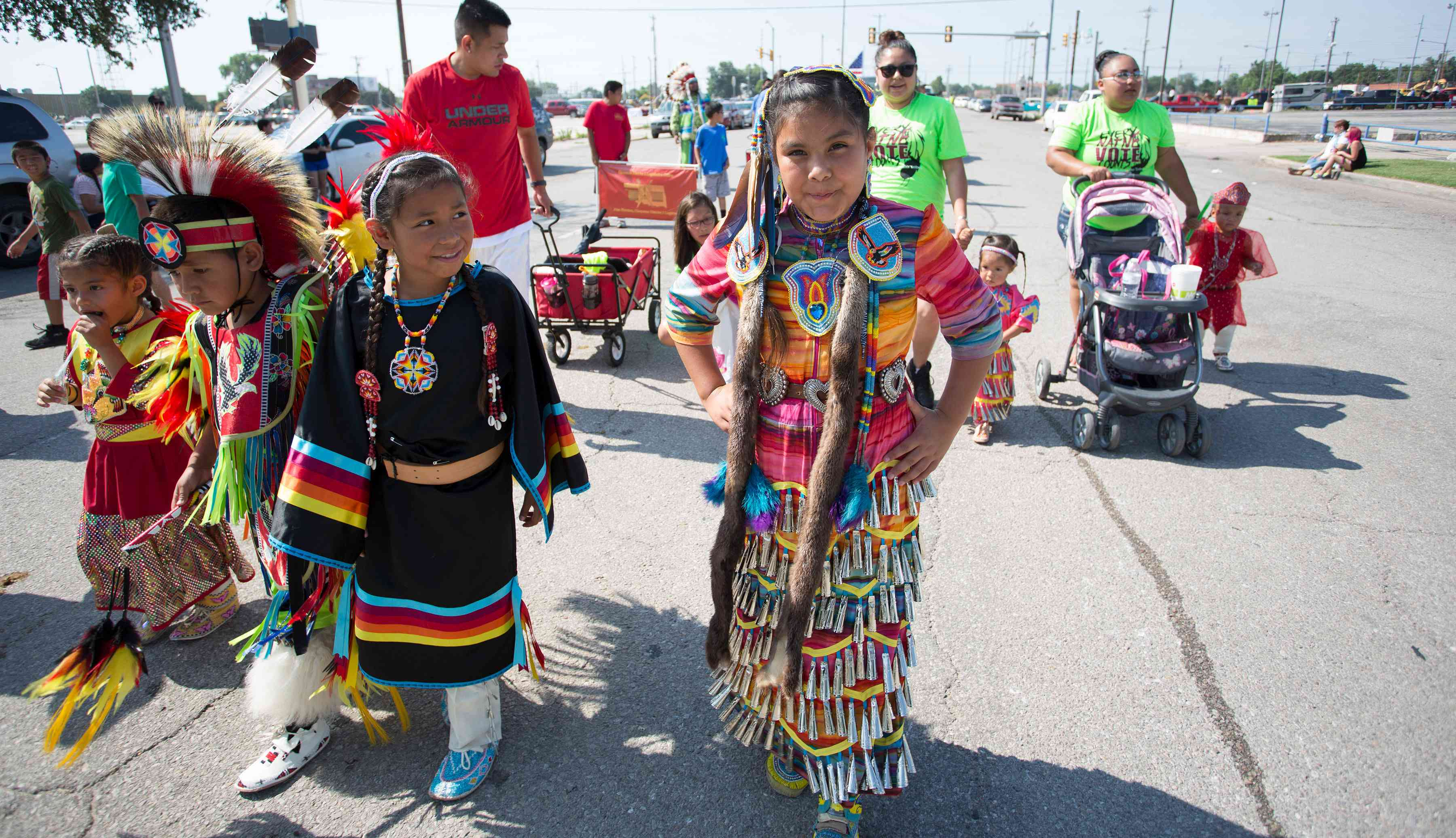 Arapaho People: Indigenous Americans in Wyoming and Oklahoma