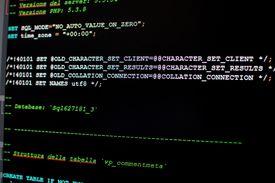 My SQL code