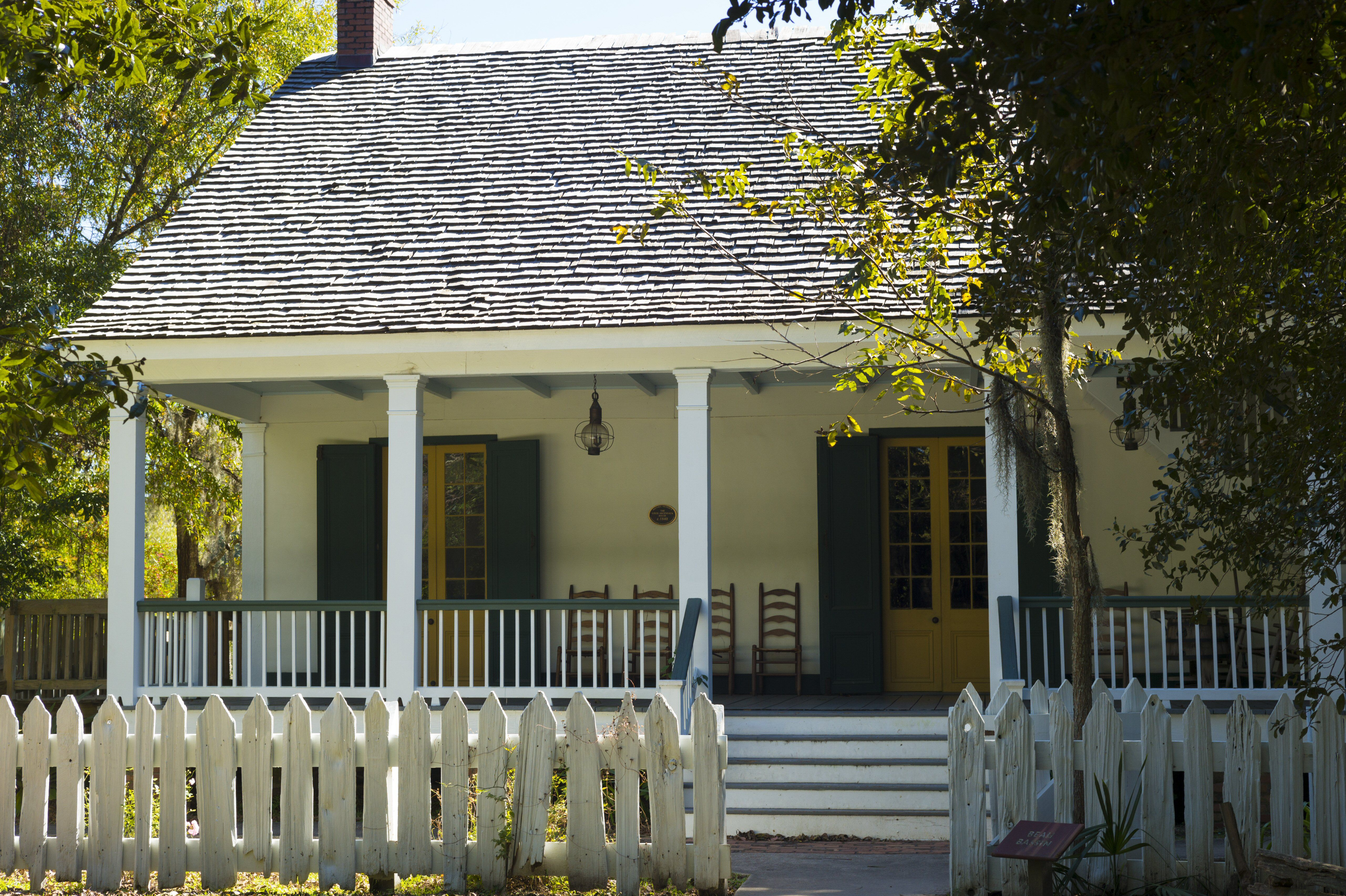 French Creole and Cajun Houses in Colonial America on moroccan home designs, bengali home designs, herero home designs,