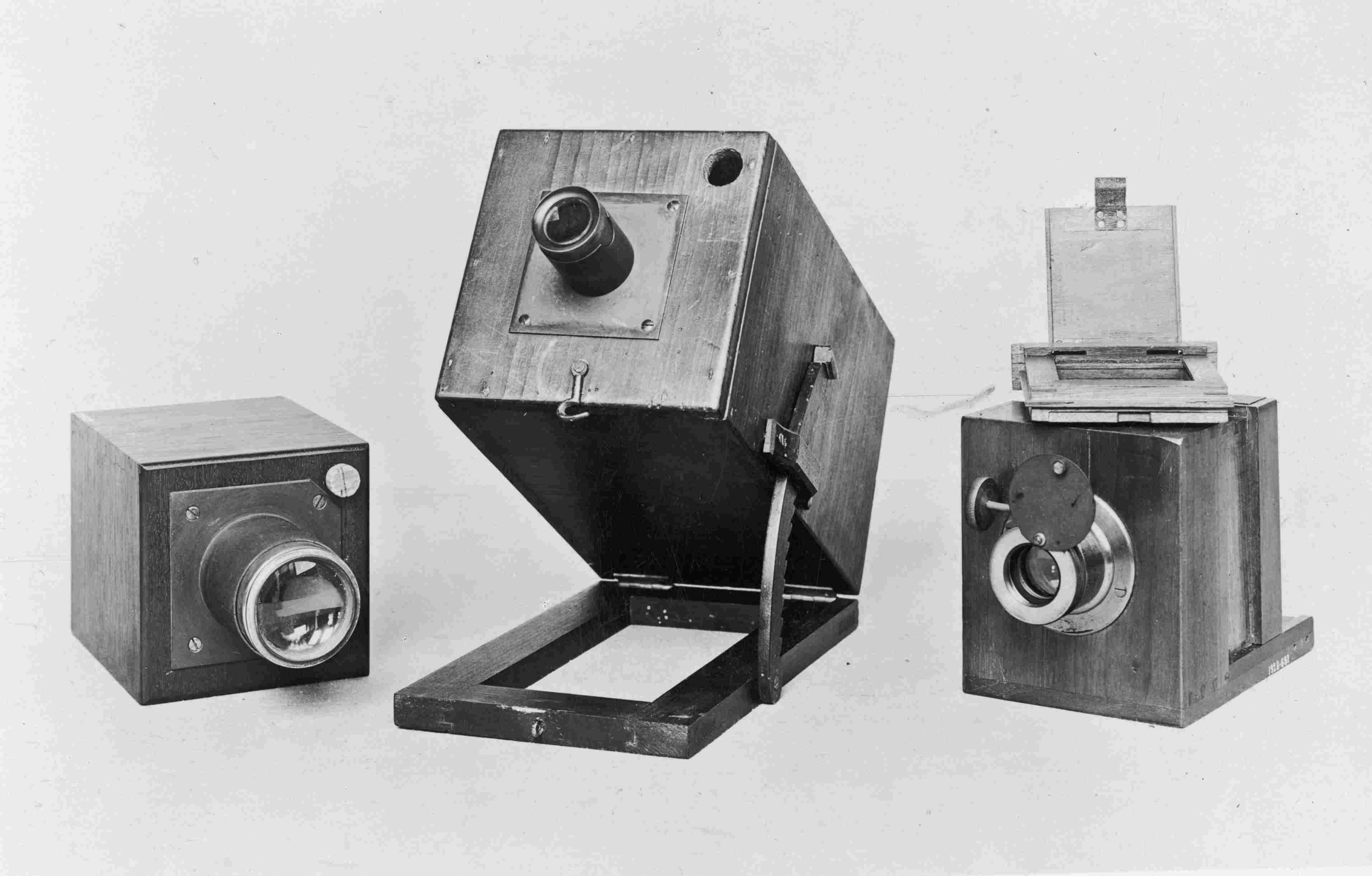 Fox Talbot's Camera