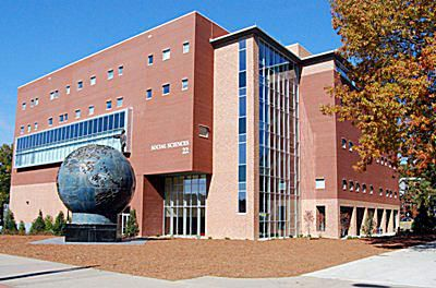 Kennesaw State University Social Science Building