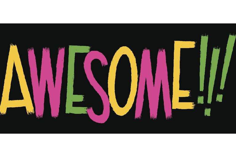 The Word Awesome Has Become Almost As Ubiquitous And Meaningless As The Word Love Paul Pearsall Awe  Brett Lamb Getty Images