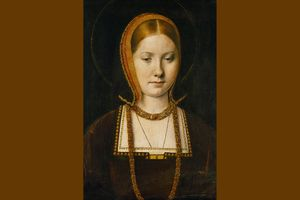 Catherine of Aragon portrait