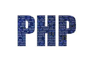 PHP illustration