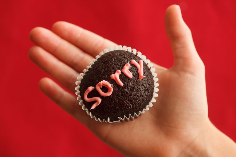 How to Apologize and Say