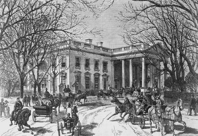 How to order greeting cards from the white house an unlikely president made christmas a lavish event in the white house m4hsunfo