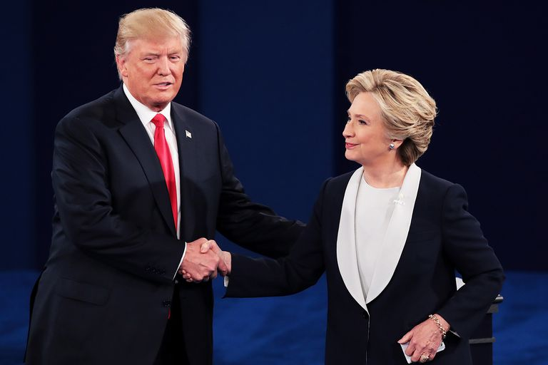 Donald Trump - Hillary Clinton Debate