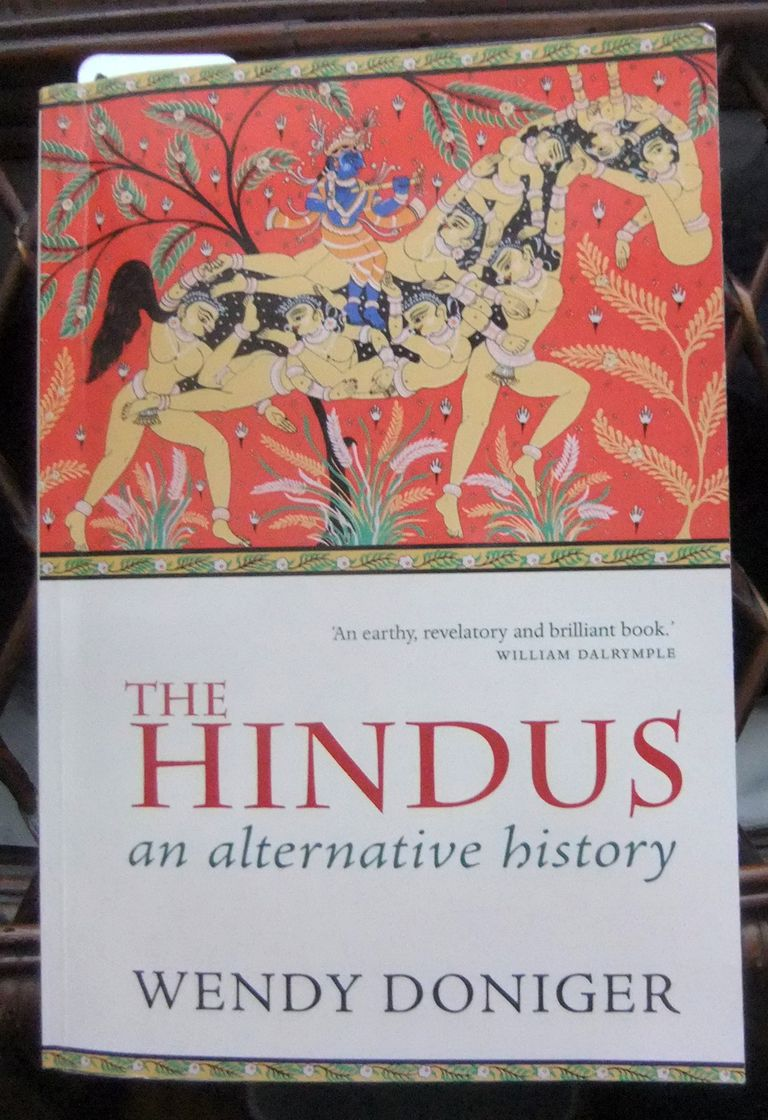 The hindus an alternative history