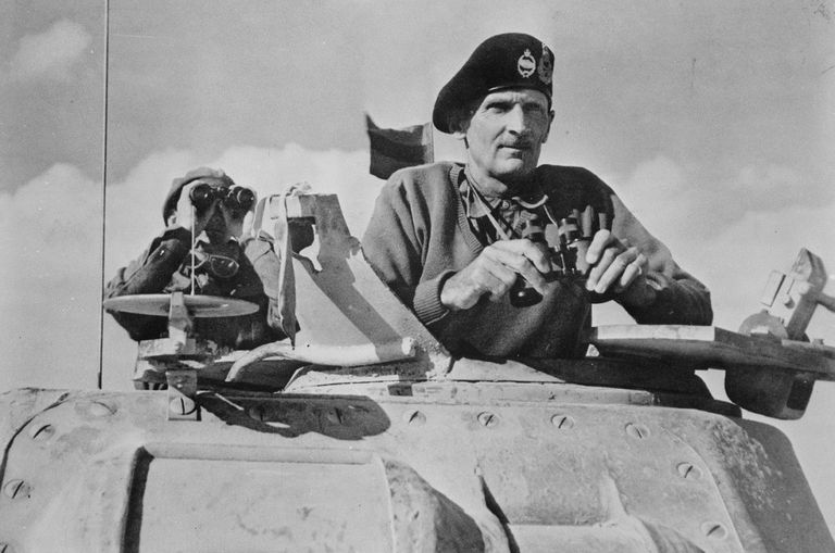 Bernard Montgomery in North Africa