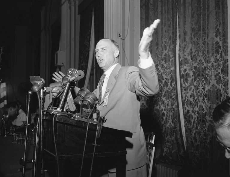 Sen. Strom Thurmond and the Filibuster