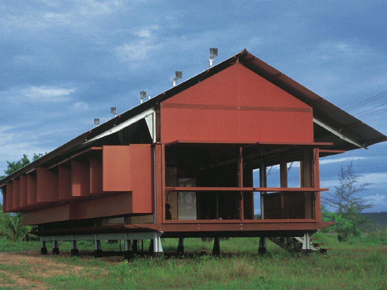 cottage tropical home decorating ideas.htm an australia house cool design by glenn murcutt  cool design by glenn murcutt