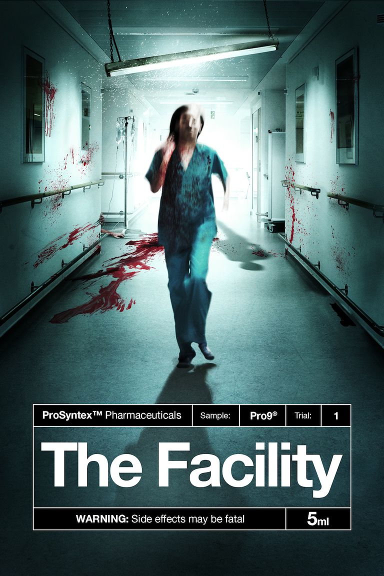 The Facility movie poster