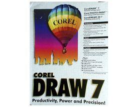 Cover of CorelDRAW 7