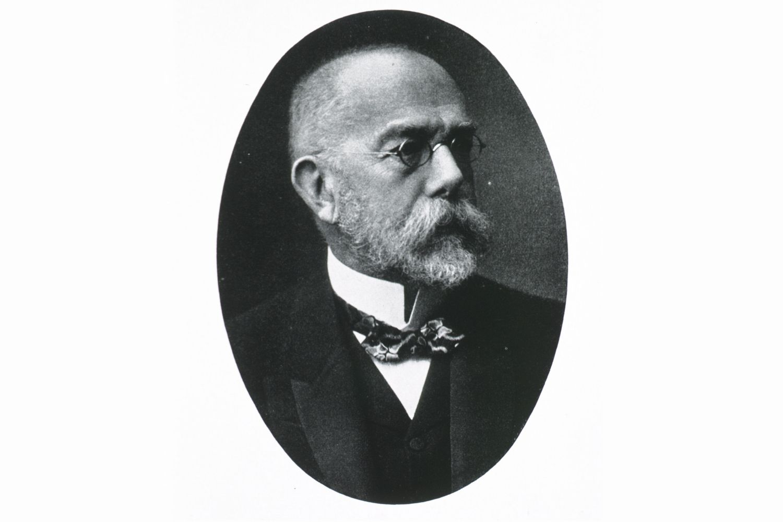 profile of robert koch  founder of modern bacteriology