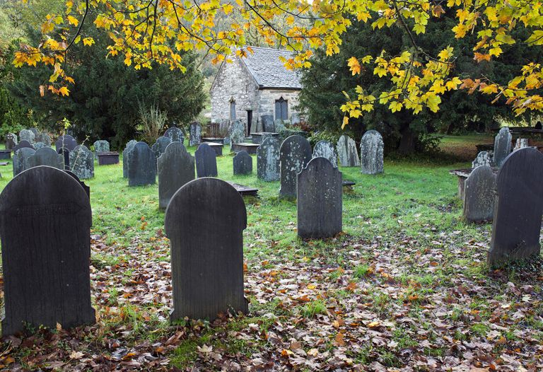 Betwys-Y-Coed 14th century, St Michael's Church