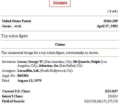 Patent D264,109