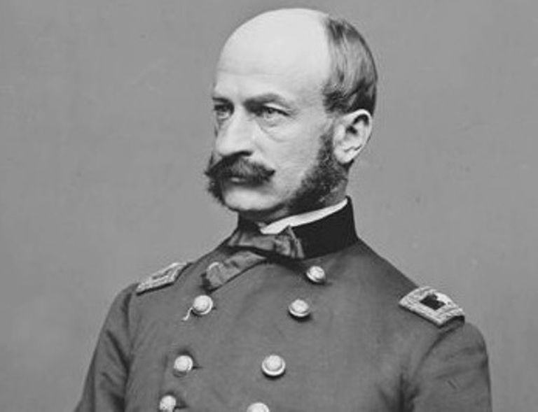 Adolph von Steinwehr during the Civil War