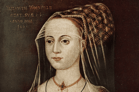 Elizabeth Woodville, 1463
