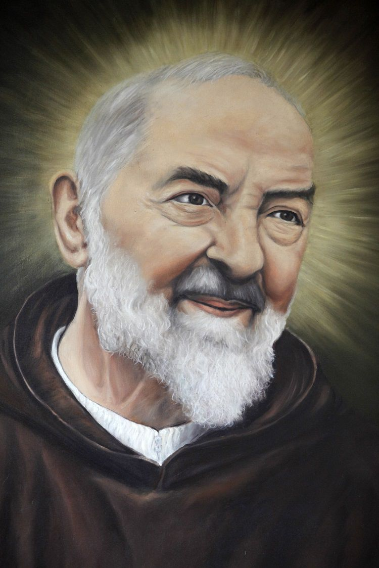 Image result for st padre pio