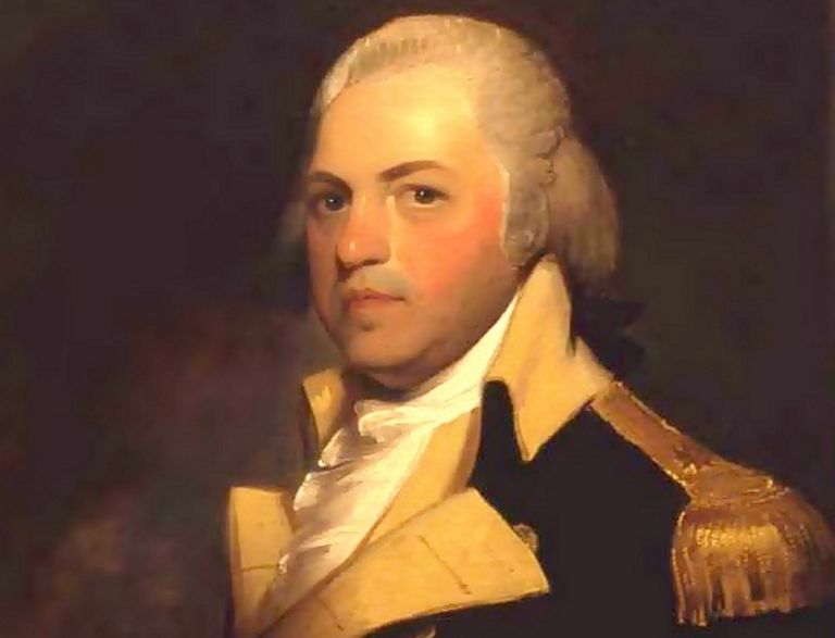 "Henry ""Light Horse Harry"" Lee during the American Revolution"