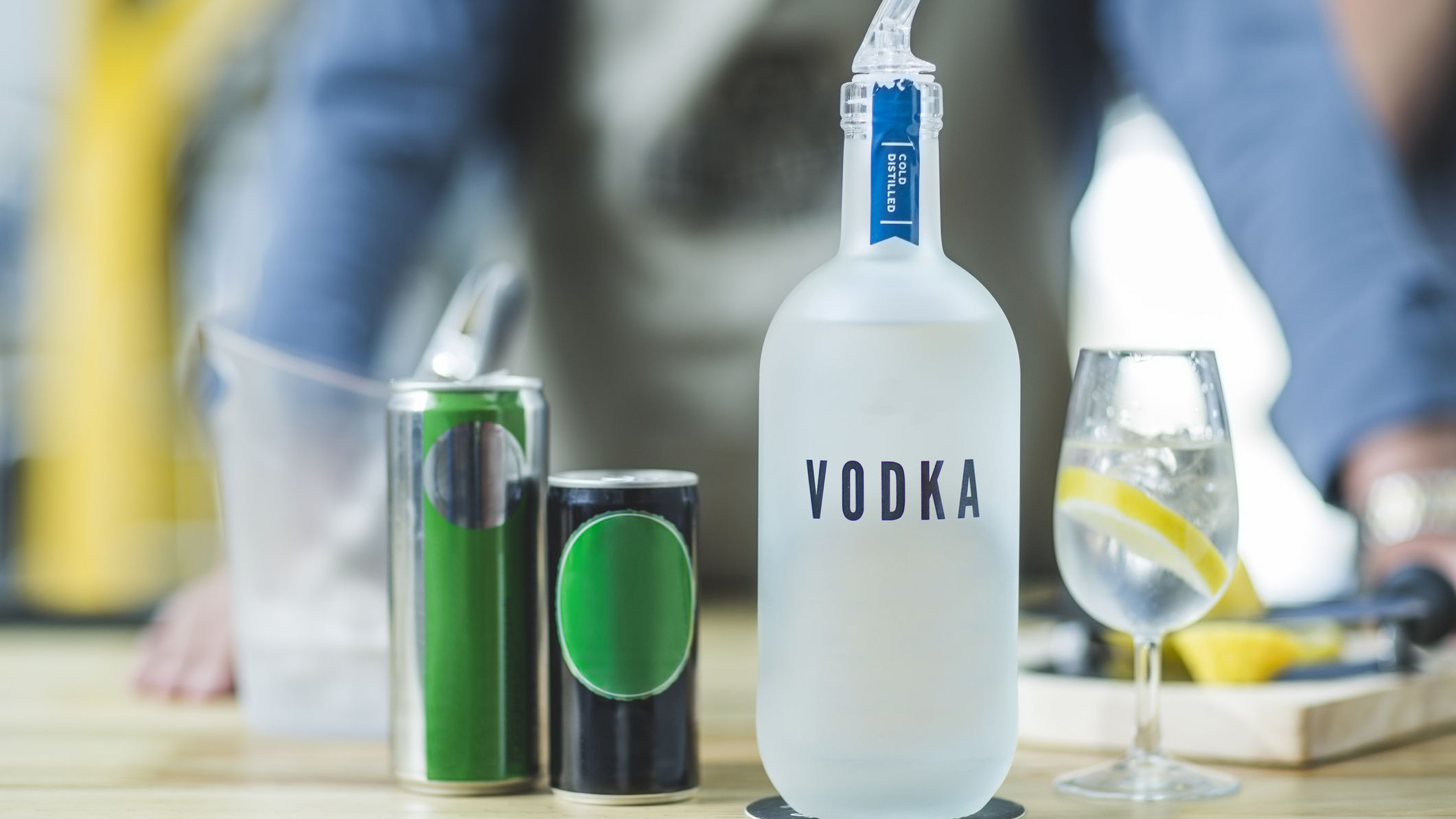 Why Doesn T Vodka Freeze Alcohol Vs Freezing Point