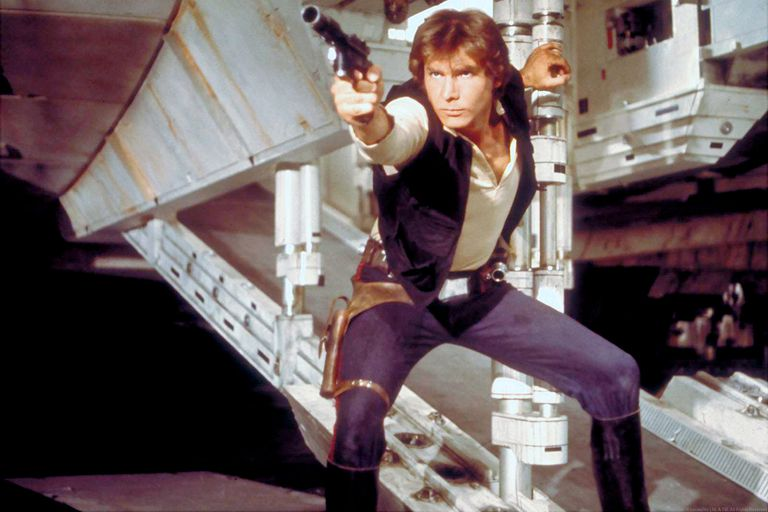 Han Solo Star Wars: A New Hope