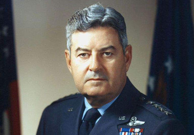 Air Force General Curtis LeMay