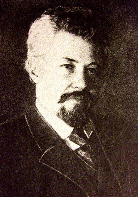 photo of Viktor Mikhaylovich Chernov