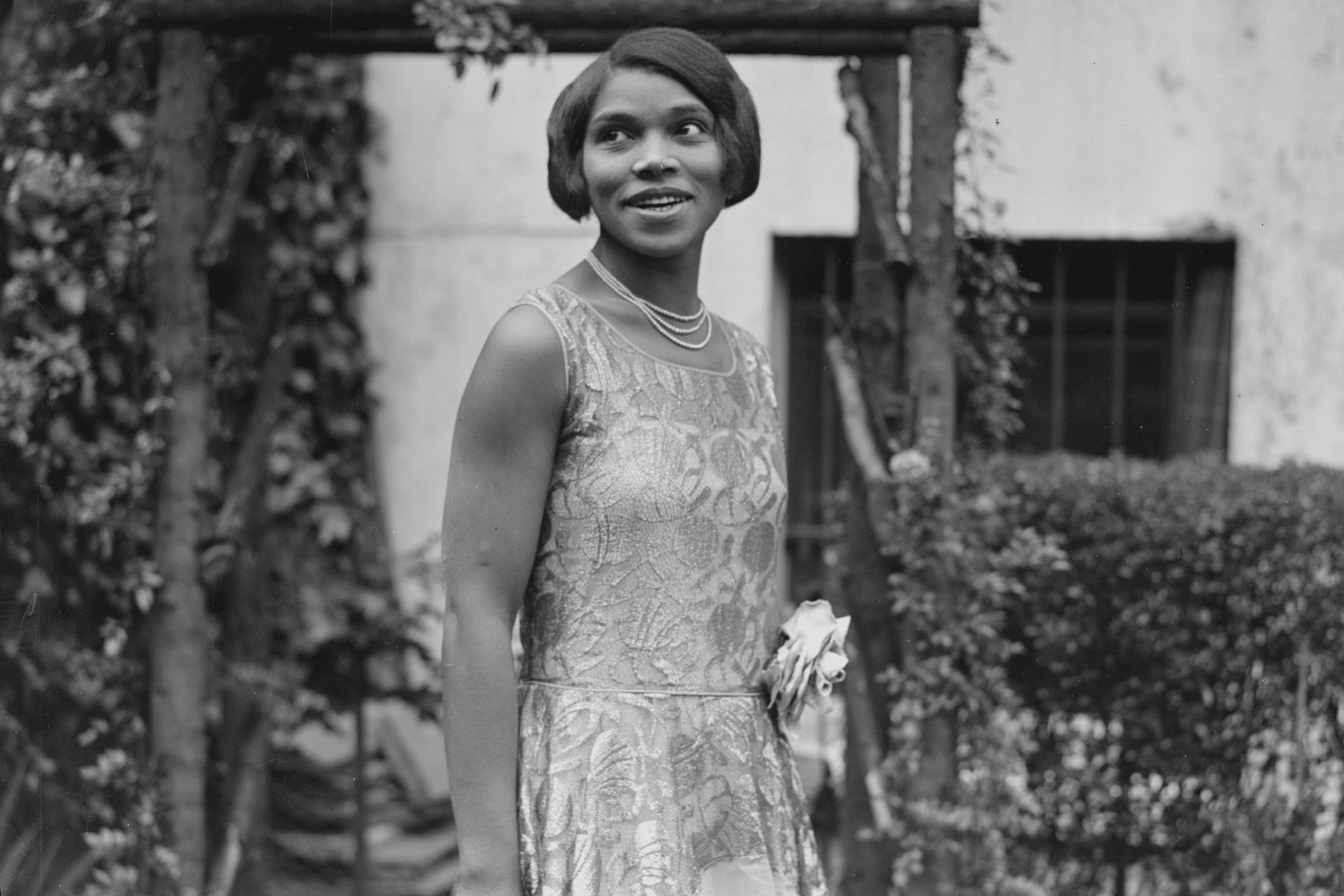 Biography Of Marian Anderson American Singer
